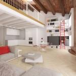 Palazzo Fanzago: Appartamento 6